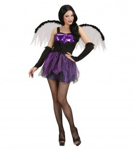 Gotische Fee Kostuum Vrouw