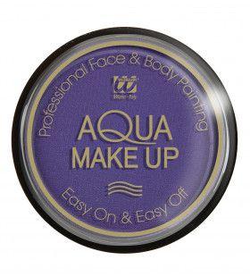 Aqua Make-Up 15gr, Paars
