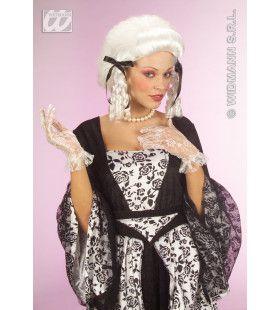 Pruik, Koloniaalse Dame, In Doos