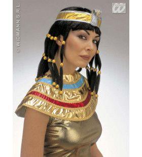 Pruik, Cleopatra