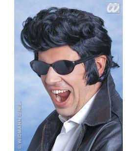 Pruik, Elvis