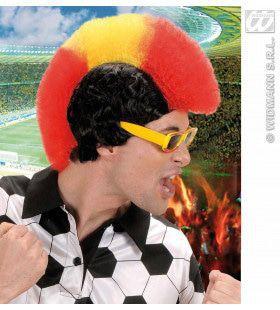 Pruik, Supporter Spanje Man