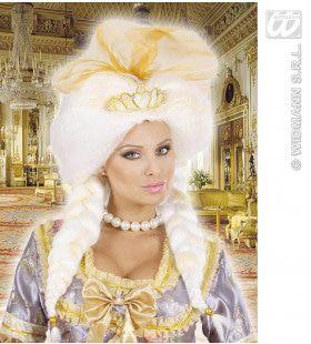 Pruik, Fantasie Koningin