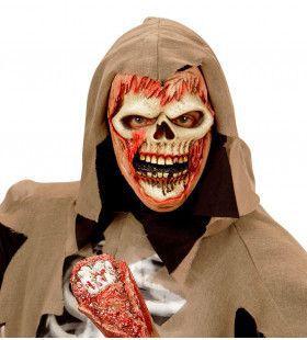 Bloedbad Zombie Magere Hein Kindermasker