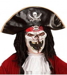 Masker Spookschip Piraat Horror Buccaneer