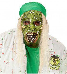 Giframp Masker Giftige Zombie Met Haar