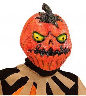 Grappig En Eng Kindermasker Horror Pompoen