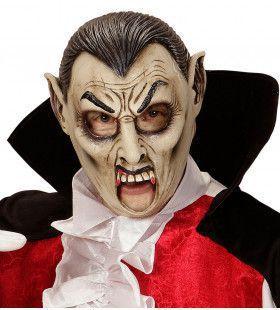 Masker Vampier Met Open Mond Bloedzuiger