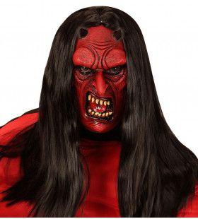 Kindermasker Duivel Mister 666
