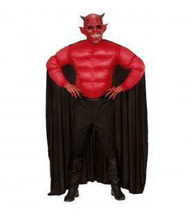 Super Duivel Red Devil Kostuum