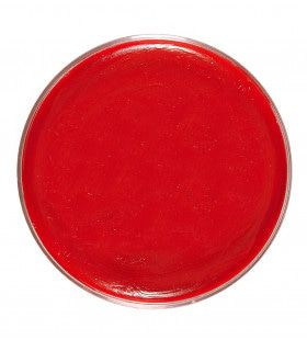 Unicolor Make-Up In 25gr Bakje, Rood