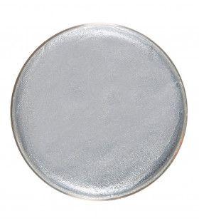 Unicolor Make-Up In 25 Gram Bakje, Zilver