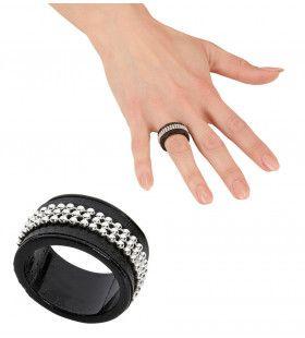 Punk Ring Met Nagels
