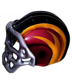 Grappige Opblaasbare Amerikaanse Football Helm