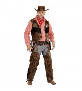 Stoere Cowboy Man / Jongen Kostuum