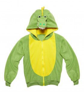 Cute Hoodie, Krokodil Kostuum