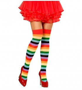 Pippi Sokken Regenboog