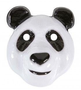 Dieren Masker Panda Kostuum