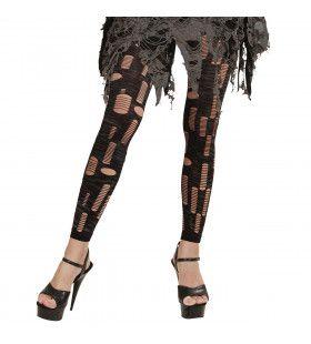 Camille Gescheurde Zombie Leggings