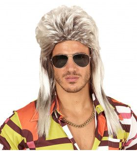 Brandon Pruik, Mullet 80s Blond