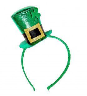 Ierse Hoofdband Hoge Hoed St. Patricks Day