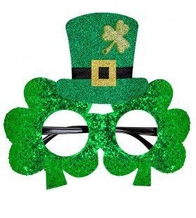 Ierse Bril, Klavertjes St. Patricks Day