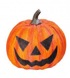 Klassieke Halloween Pompoen, 17cm