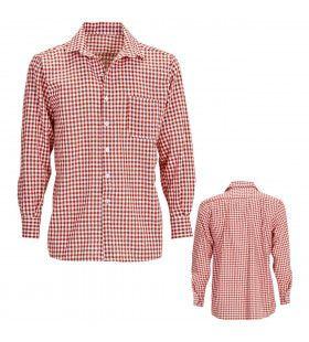 Heinz Bier Beiers Shirt Rood Man