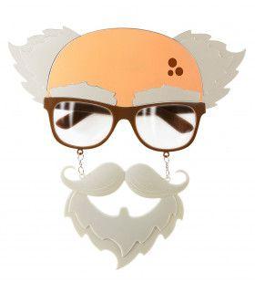 Professor Bril, Oude Man