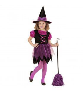 Pixie Rose Heks Kind Meisje Kostuum