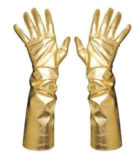 Futura Metalic Handschoenen Goud