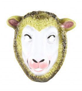 Grappig Schapen Masker, Kind