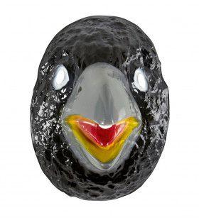 Grappig Masker Kraai, Kind