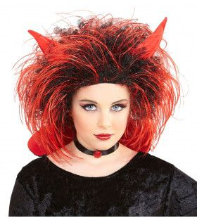 Zwart-Rode Pruik, Duivel