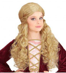 Milady Pruik, Kind Middeleeuwen Blond