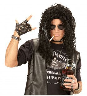 Slash Pruik, Hard Rocker