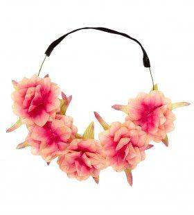 Hulu Hoofdband Tropische Bloemen