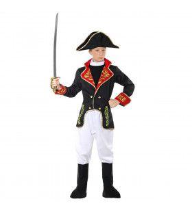 Napoleon Van Elba Jongen Kostuum