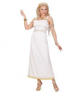 Griekse Godin Angelica Vrouw Kostuum