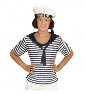 Marine Set Sammy Kostuum
