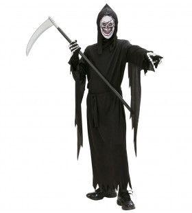 Grimreaper Donkere Tijd Jongen Kostuum