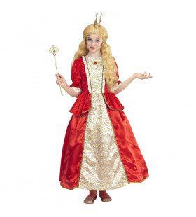 Royal Queen Paradisia Meisje Kostuum