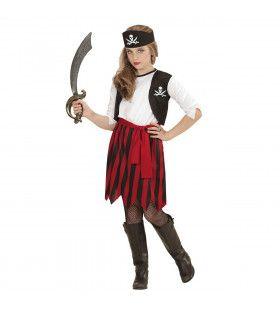 Piratenmeisje Pemm Kostuum