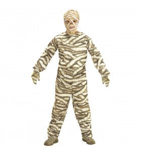 Afschuwelijke Mummy Kind Kostuum