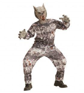 Weerwolf Willem Jongen Kostuum