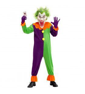 Evil Joker Jose Jongen Kostuum