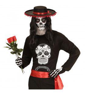 Dia De Los Muertos Mamba Shirt Man