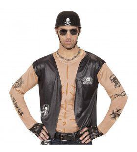 Biker Shirt Motorman