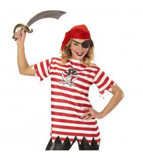Verkleedset Piraat Dura Vrouw