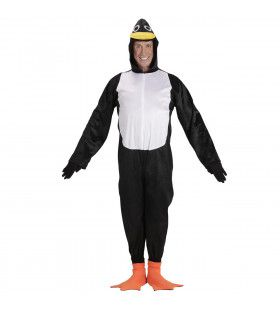 Pinguin Peter Man Kostuum